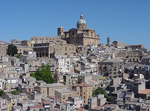 Caltagirone and Piazza Armerina